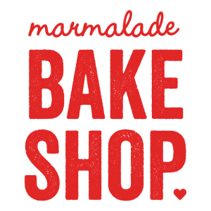 Marmalade Bakeshop logo by a little creative
