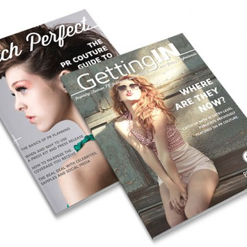 PRCouture Magazines by a little creative