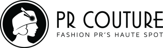 PR Couture logo by a little creative