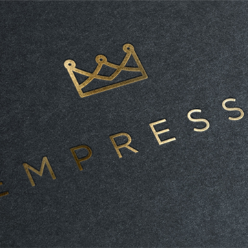 Empressa logo by a little creative