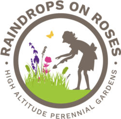 Raindrops on Roses logo