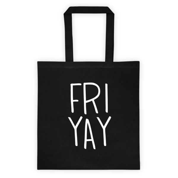 friyay tote // a little creative